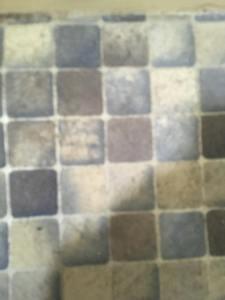 Cranmer piece floor tiles