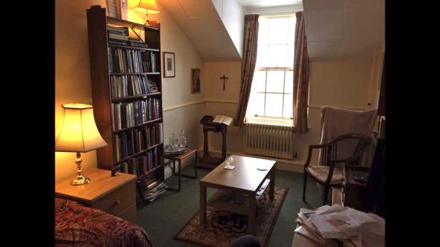 Cranmer piece room